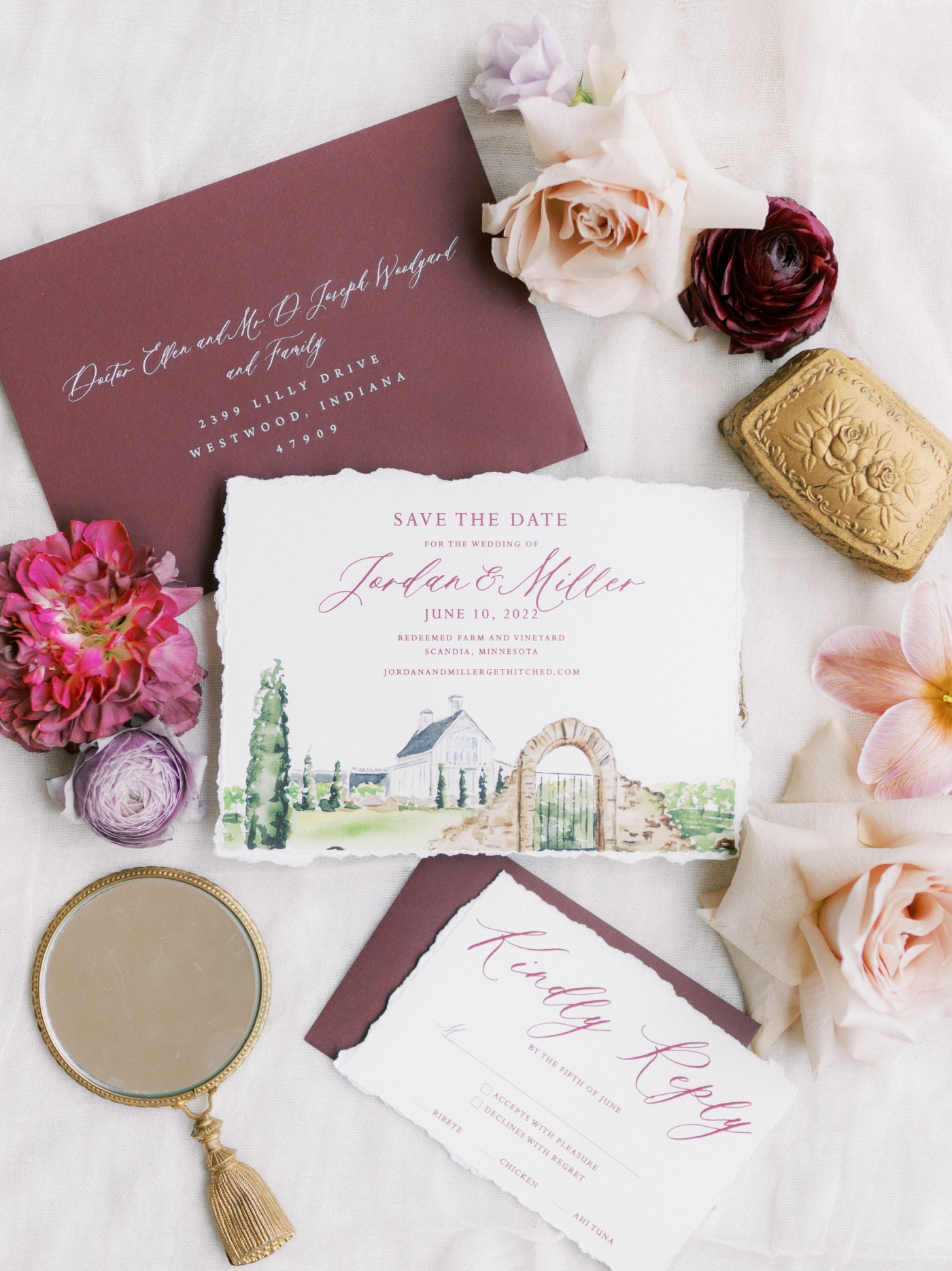 How much wedding invitations cost